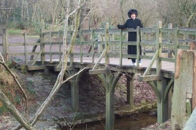 how to get to pooh sticks bridge